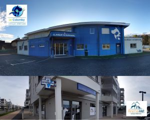 Cliniques Vétérinaires le Colomby & Anima-Vet